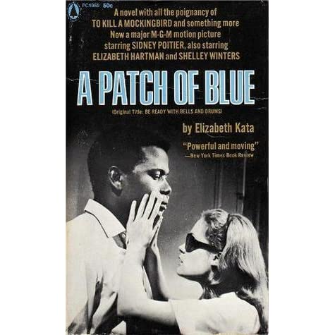 a patch of blue book