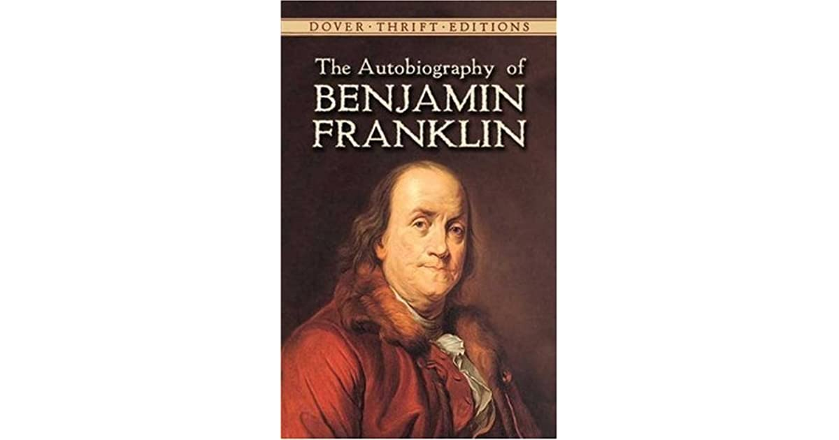 autobiography of ben franklin book review The autobiography of benjamin franklin effectively allows the reader to follow the journey of franklin and offers us a better perspective on just how impressive this man was the autobiography itself is broken into the three distinct sections and as expected break up the different parts of franklin&rsquos life.