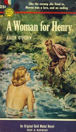 A Woman For Henry by Allen O'Quinn