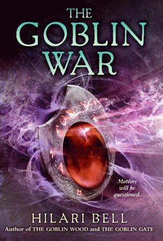 The Goblin War (Golblin Wood, #3)