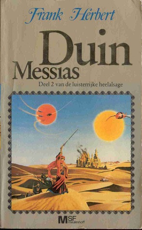 Cover Duin Messias (Duin, #2) - Frank Herbert