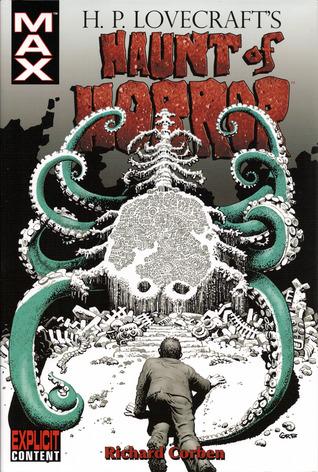Haunt of Horror by Richard Corben