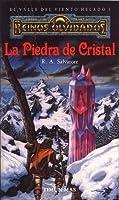 La Piedra de Cristal (El Valle del Viento Helado, #1)