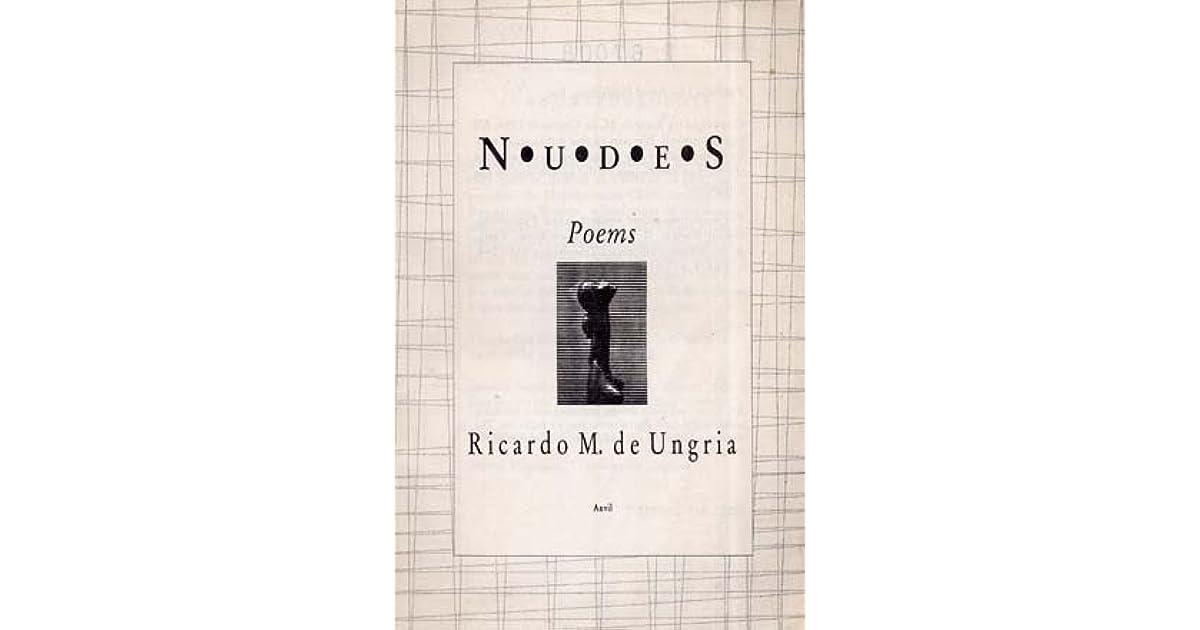 Nudes: Poems by Ricardo M  de Ungria