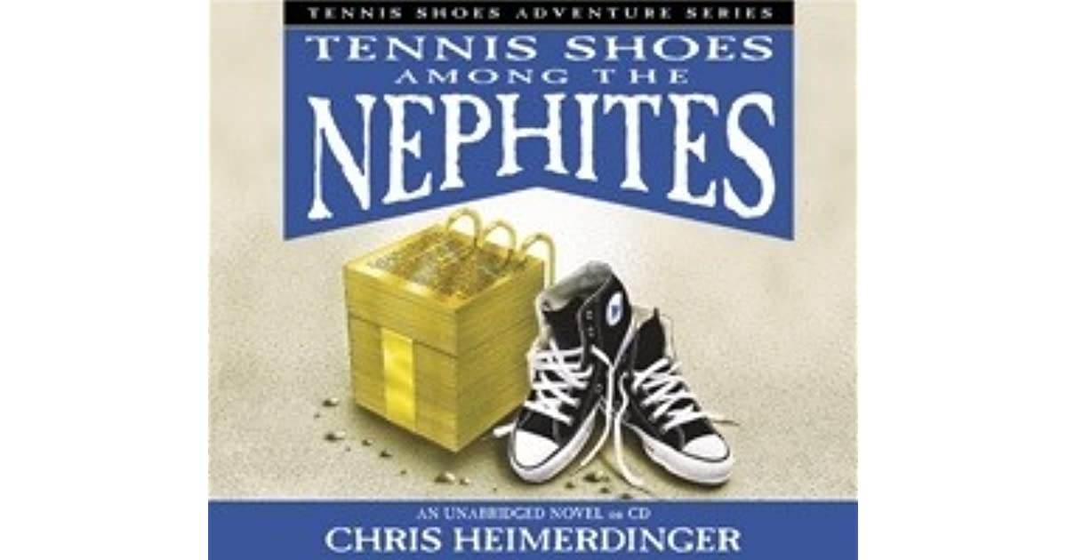 Nicky's review of Tennis Shoes Among the Nephites