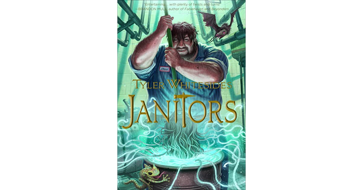 Janitors Janitors 1 By Tyler Whitesides