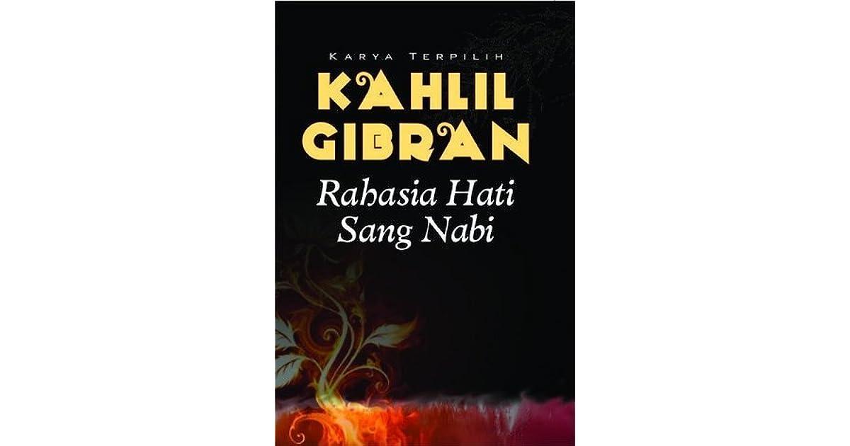 Sang nabi ebook kahlil gibran download