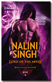 Lord of the Abyss (Royal House of Shadows, #4)