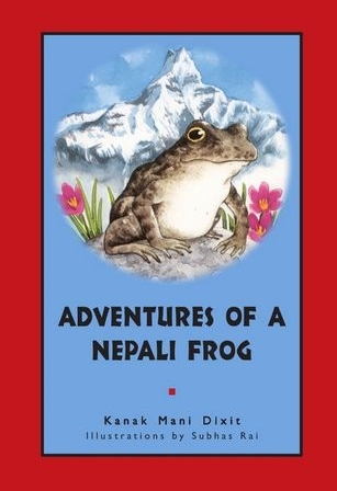 Adventures of a Nepali Frog