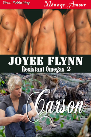 Carson (Resistant Omegas #2)