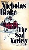 The Sad Variety (Nigel Strangeways, #15)