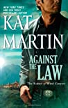Against the Law (The Raines of Wind Canyon, #3)