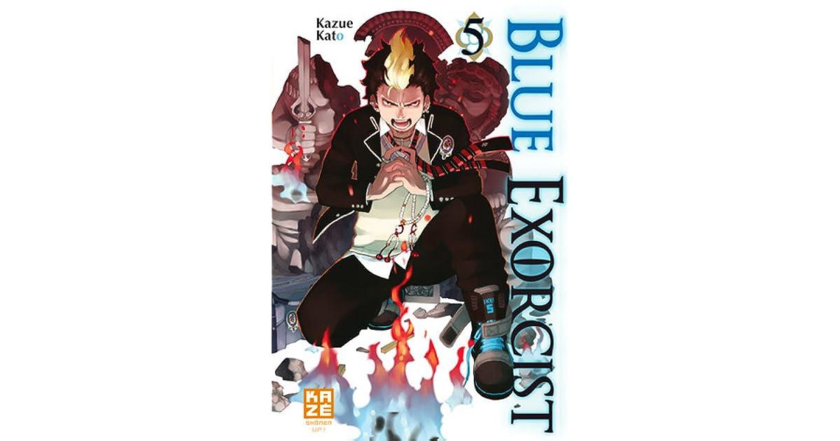 Blue Exorcist Tome 5 Blue Exorcist 5 By Kazue Kato