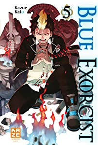 Blue Exorcist, Tome 5 (Blue Exorcist, #5)