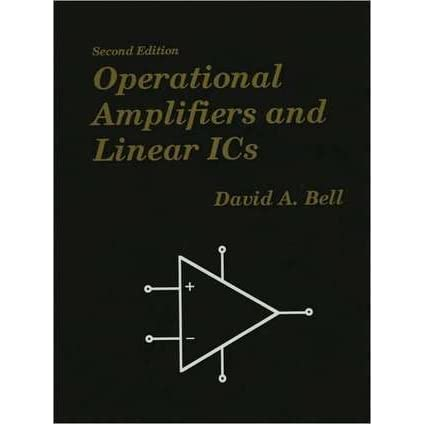 Linear Integrated Circuits By David A Bell Pdf