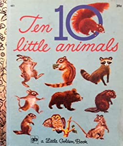 Ten Little Animals