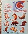 Ten Little Animals