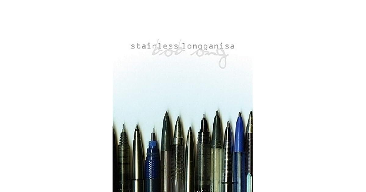 Stainless Longganisa by Bob Ong