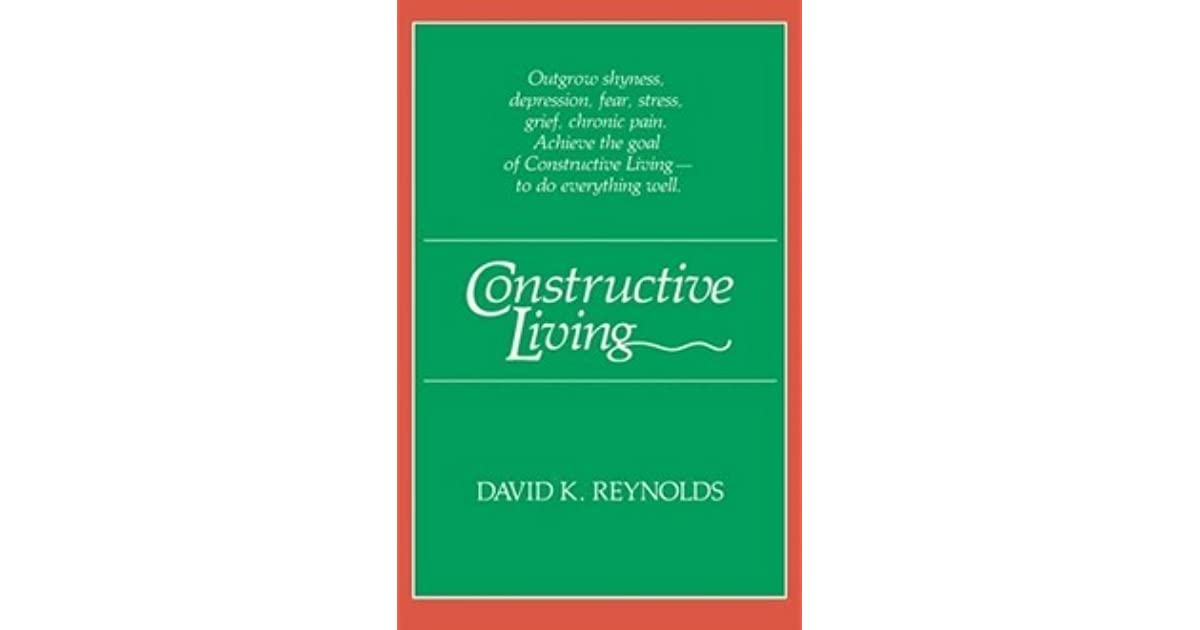 Joshu and Constructive Living (Constructive Living Series Book 1)