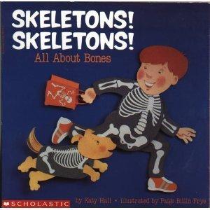 Book review dancing skeletons