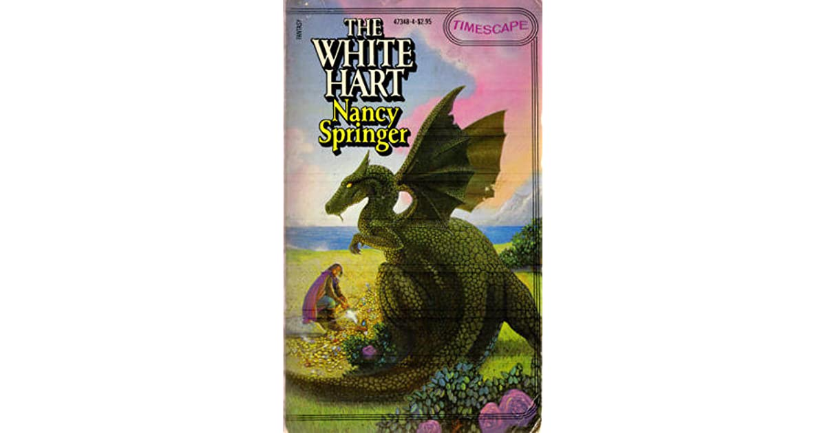 The White Hart The Book Of Isle 1 By Nancy Springer