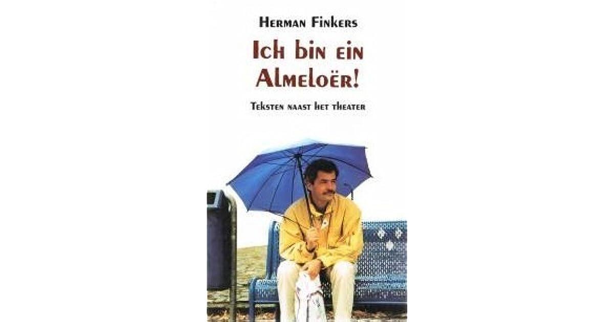 Ich Bin Ein Almeloër Teksten Naast Het Theater By Herman