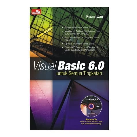 Pengenalan Pengenalan Visual Basic Basic