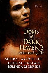 Doms of Dark Haven 2: Western Nights (Mountain Masters & Dark Haven, #4)