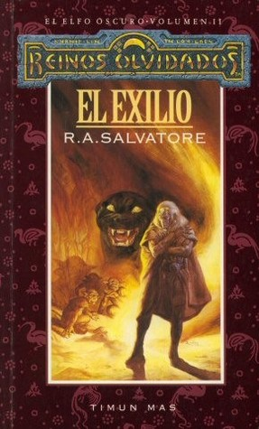 Exile by R A  Salvatore