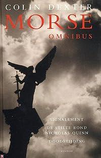 Morse Omnibus: Signalement/De stilte rond Nicholas Quinn/Doodstijding