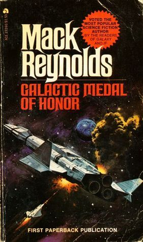 Mack Reynolds - Medal of Honor