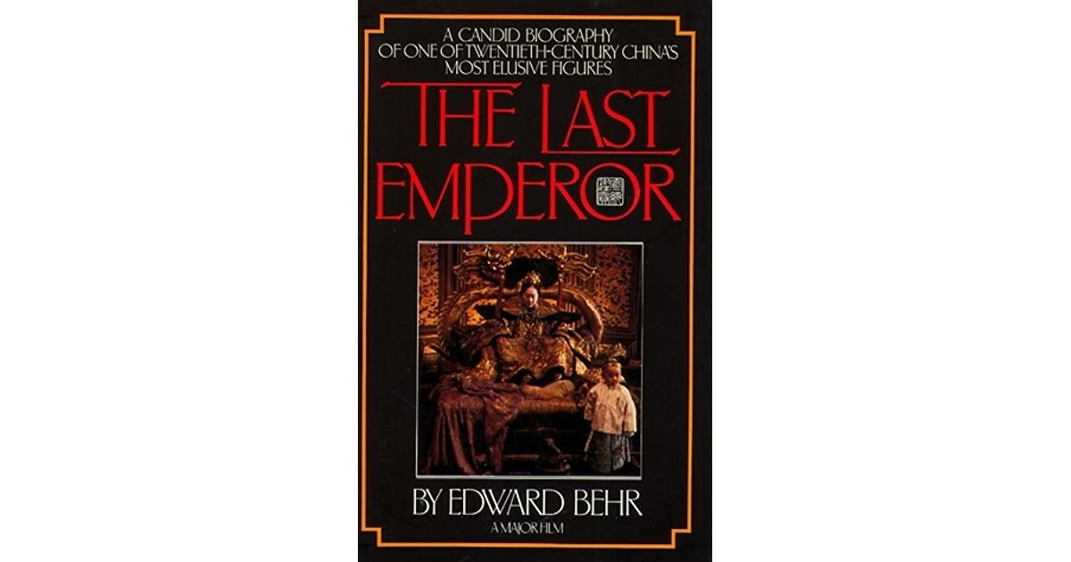 the last emperor movie summary