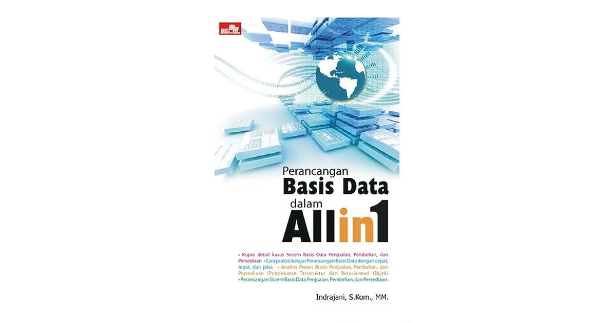 Ebook Perancangan Basis Data