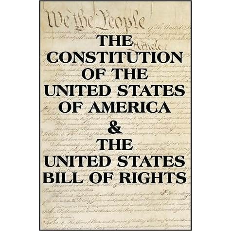 a history of the bill of rights in the constitution of the united states Us bill of rights on september 25, 1789, congress transmitted to the state legislatures twelve proposed amendments to the constitution numbers three through twelve were adopted by the states to become the united states (us) bill of rights, effective december 15, 1791.