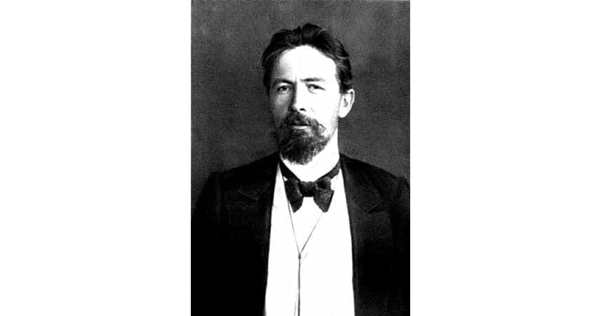 an upheaval anton Anton chekhov himself was personally fond of his short story, the student in 1897 chekhov was diagnosed with tuberculosis he purchased land in yalta in 1898 after his father's death and had a villa built.