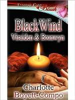 Viraiden and Bronwyn (BlackWind, #2)