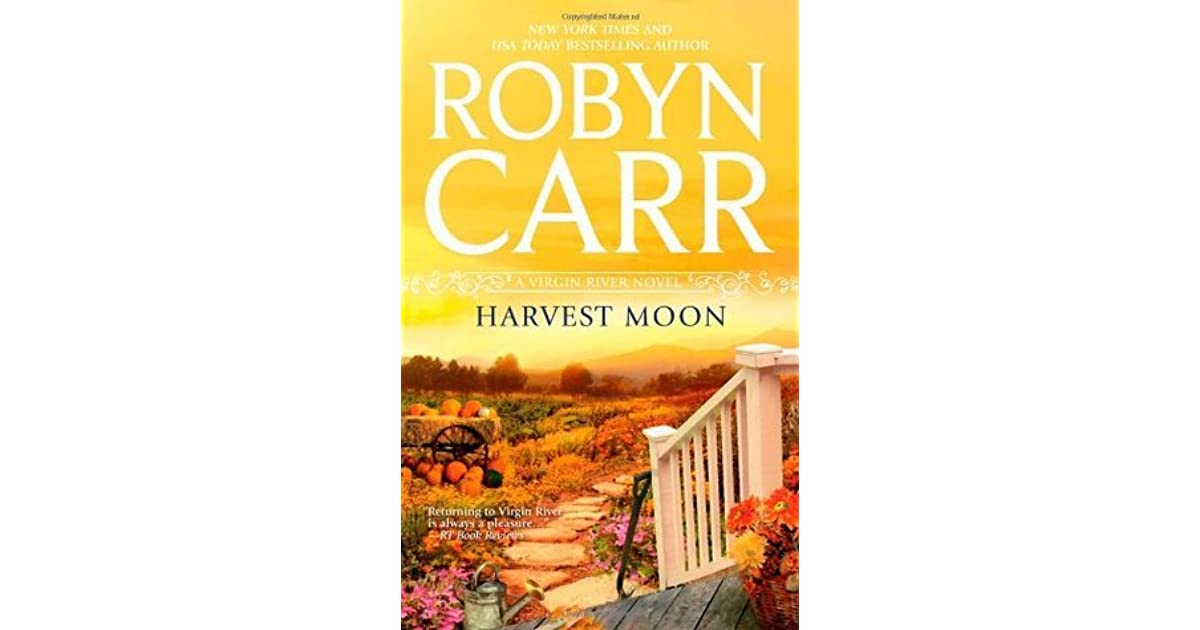 Harvest Moon (Virgin River, #13) by Robyn Carr