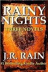 Rainy Nights 1: Three Novels