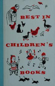 Best in Children's Books Volume 3