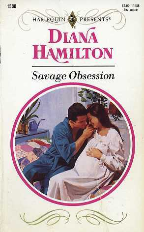 Savage Obsession by Diana Hamilton