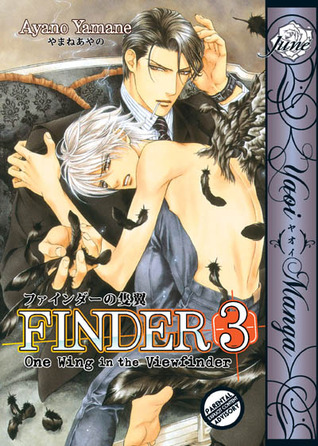 Finder, Volume 03: One Wing in the Viewfinder  pdf