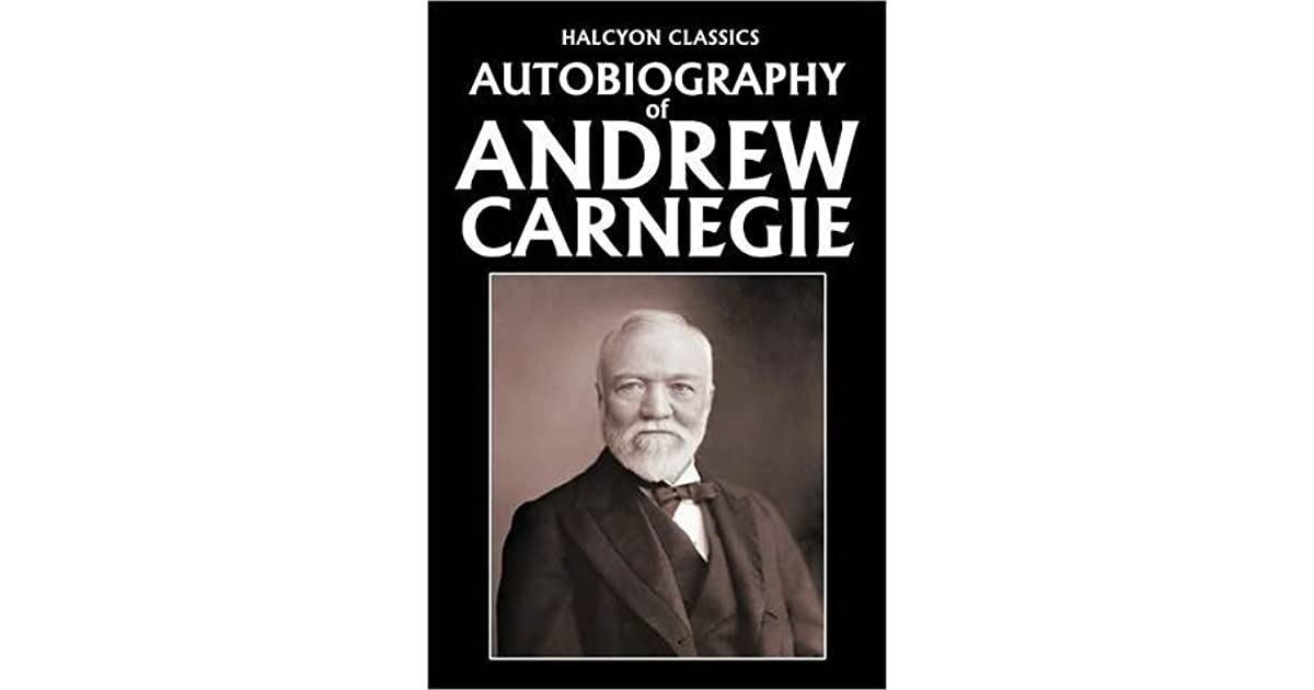 what did andrew carnegie invent