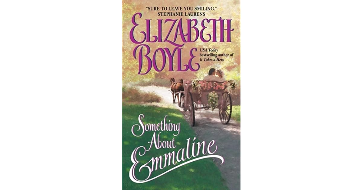 Something about emmaline by elizabeth boyle fandeluxe Epub