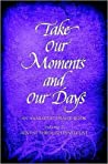 Take Our Moments # 2: An Anabaptist Prayer Book Advent through Pentecost
