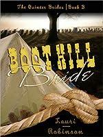 Boot Hill Bride (The Quinter Brides, #3)