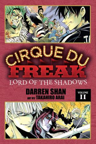 Ebook Lord Of The Shadows Cirque Du Freak 11 By Darren Shan