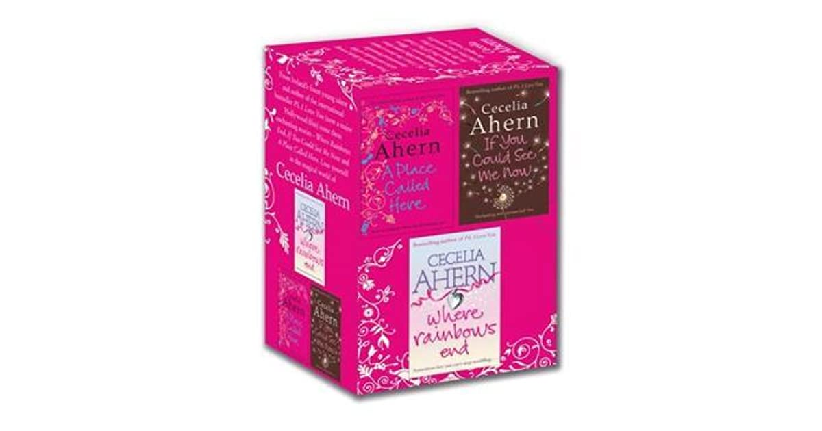 Cecelia Ahern Where Rainbows End Ebook
