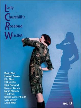 Lady Churchill's Rosebud Wristlet No. 13