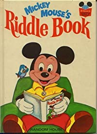 Mickey Mouse's Riddle Book