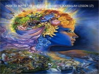 HOW TO WRITE THE ANGELIC ALPHABETS (KABBALAH LESSON 17)